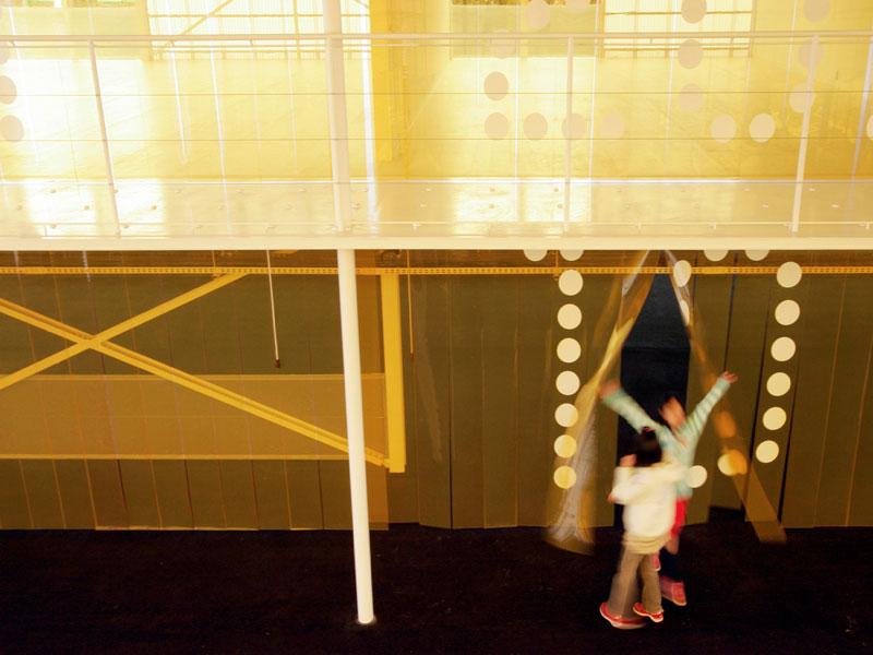 Fukuzaki Hanging Garden 福崎空中広場 Architecture Kengo