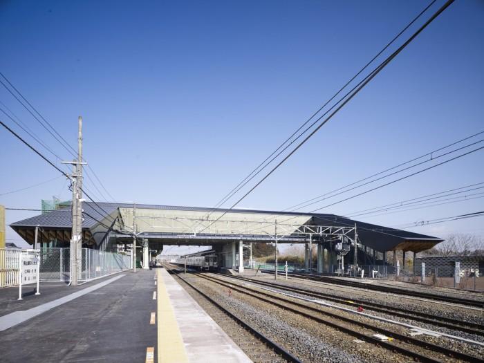 hoshakuji station ©Daici Ano