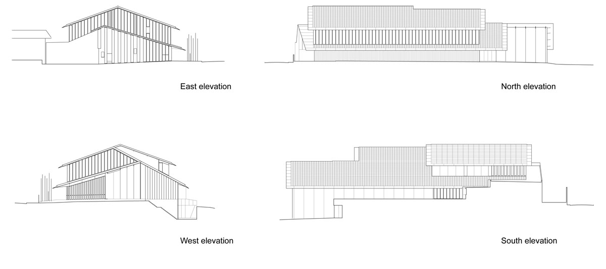 nezu museum � ��������� architecture kengo kuma and associates