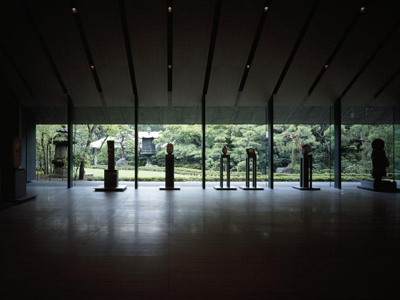 Nezu Museum — 根津美術館  Architecture  Kengo Kuma and Associates