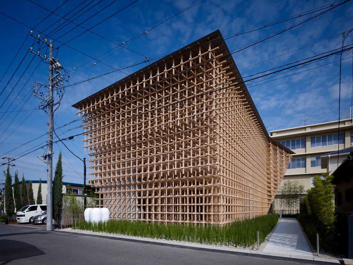 Gc prostho museum research center gc - Architektur tokyo ...