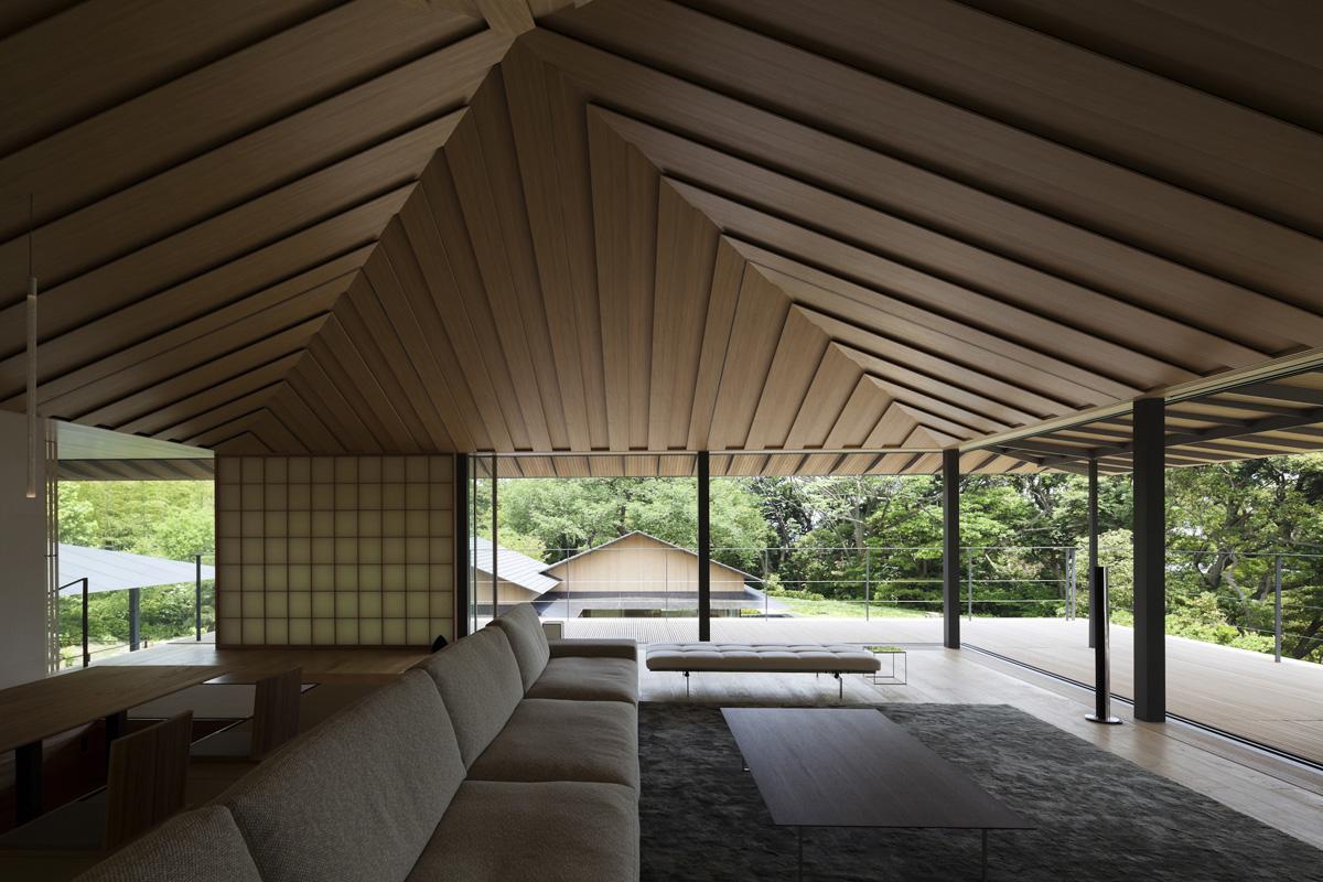 Water Cherry Architecture Kengo Kuma And Associates