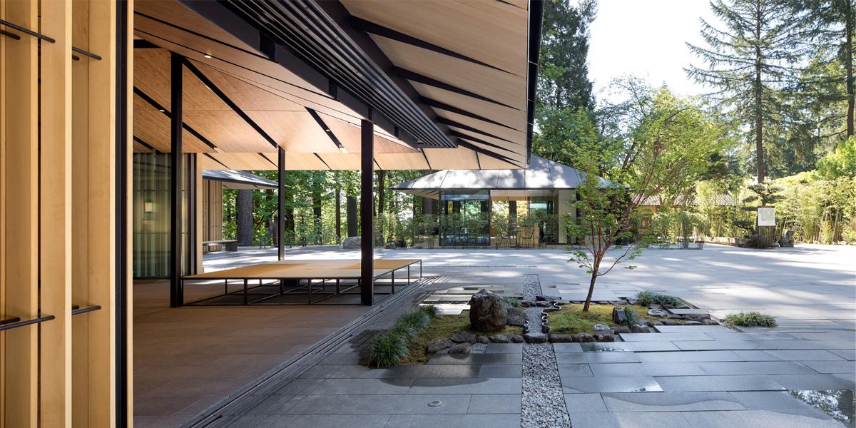 ... Portland Japanese Garden © Jeremy Bittermann ...