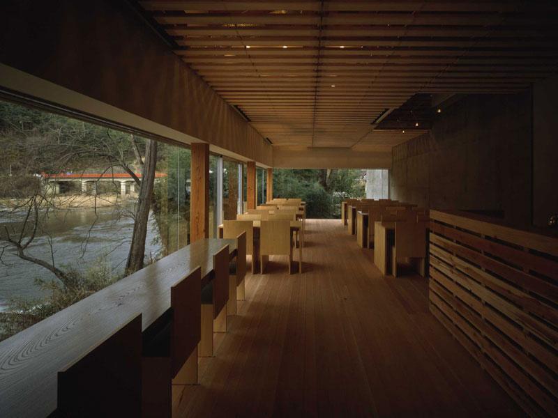 Kengo Kuma and Associates隈研吾建築都市設計事務所River / Filter川 / フィルターRiver / Filter川 / フィルター