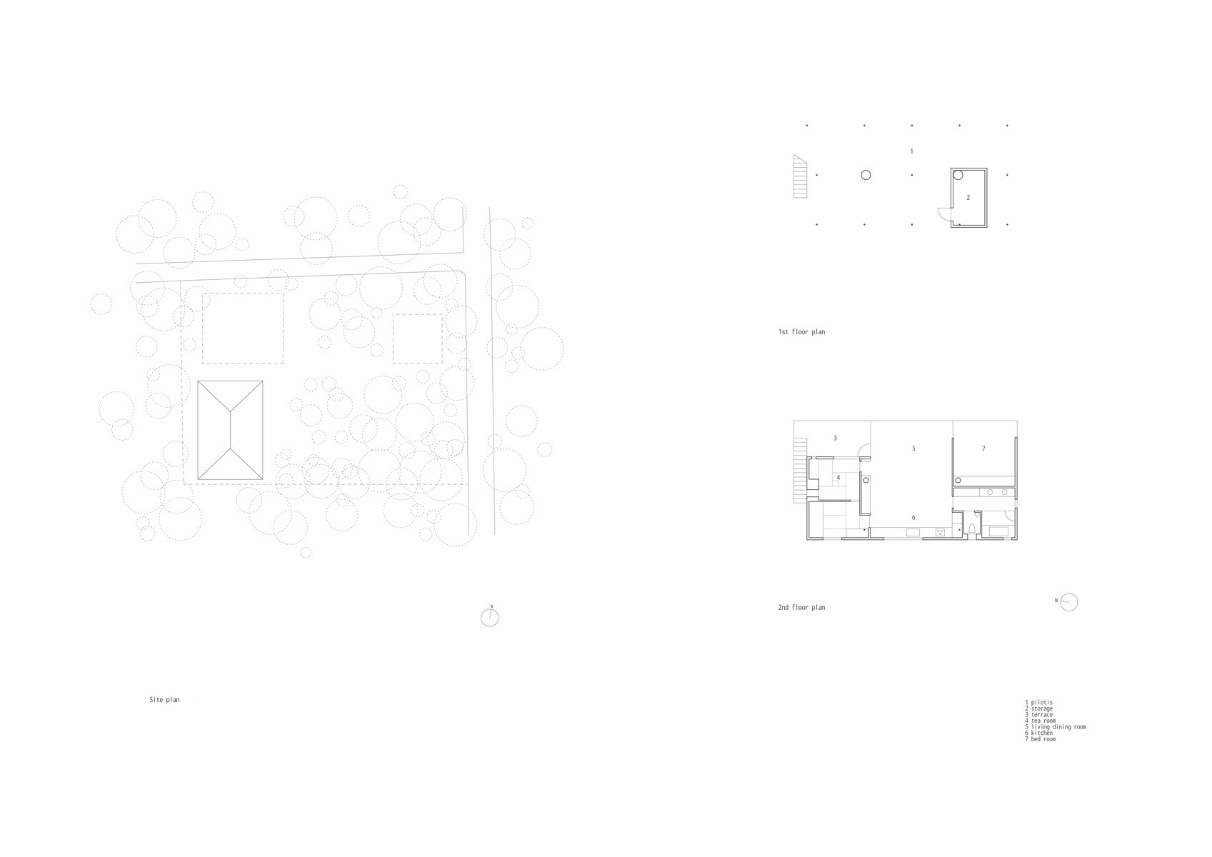 Mies Van Der Rohe Farnsworth House Interior