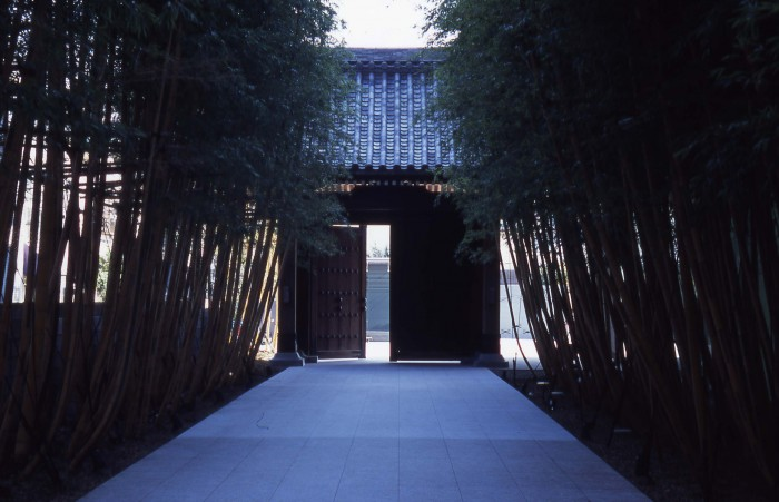Baisoin Temple©Mitsumasa Fujitsuka