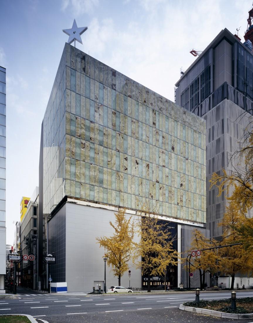 Lvmh Osaka Lvmh 大阪 Architecture Kengo Kuma And
