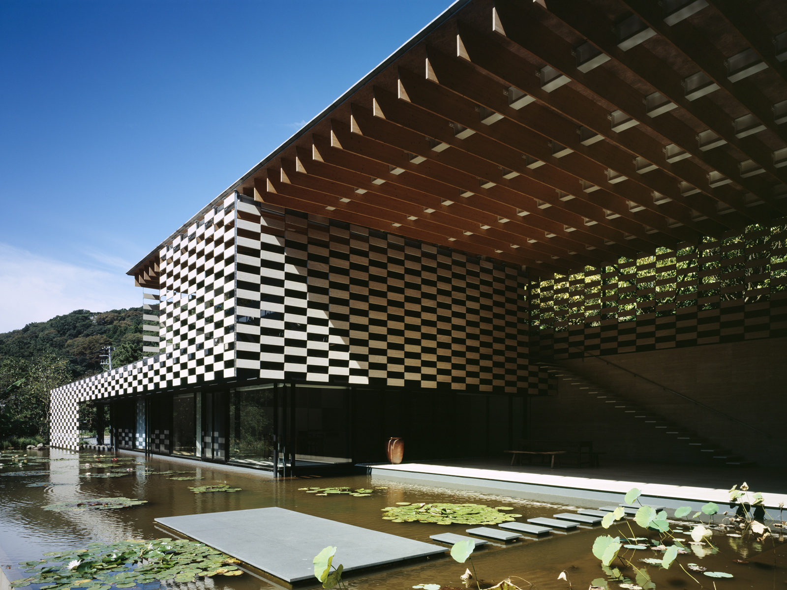 Roof Materials Architecture