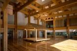 Yusuhara Town Hall©Mitsumasa Fujitsuka