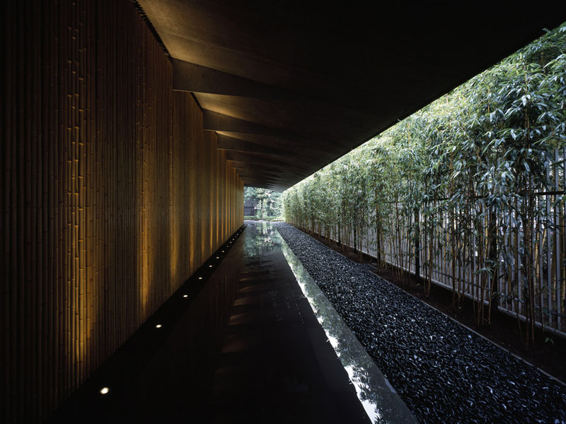 Nezu Museum 根津美術館 Architecture Kengo Kuma And Associates