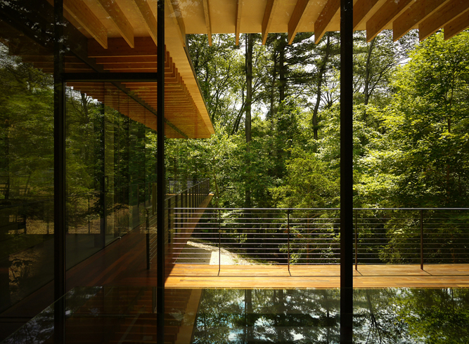 Bamboo House Design Japanese Style