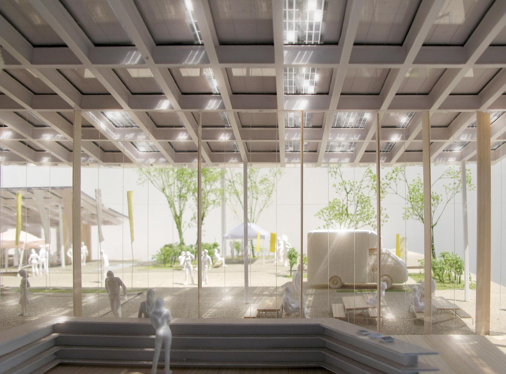 Tomioka City Hall Proposal 富岡市役所プロポーザル最優秀選定 News
