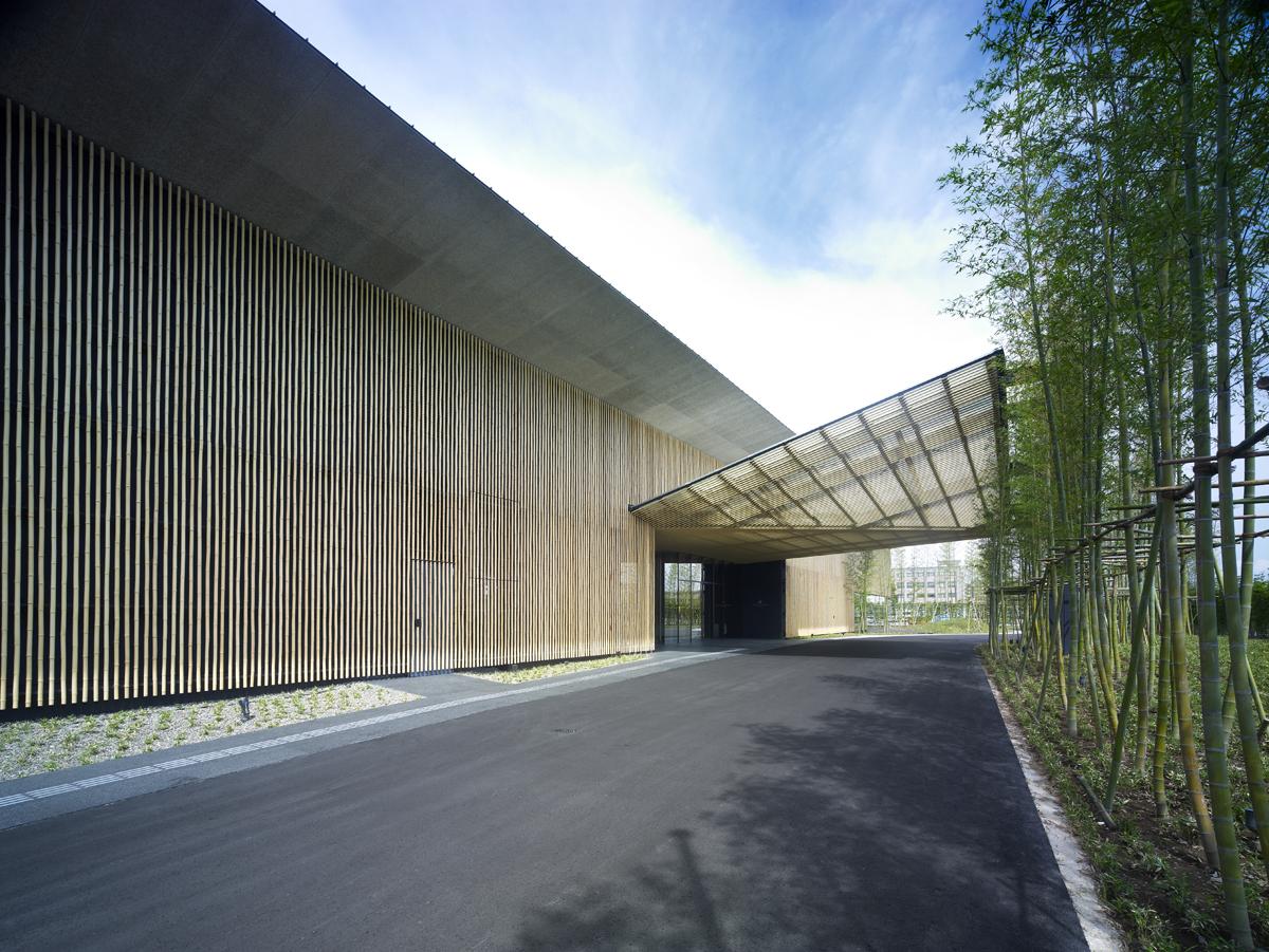 Garden Terrace Miyazaki ガーデンテラス宮崎 Architecture Kengo