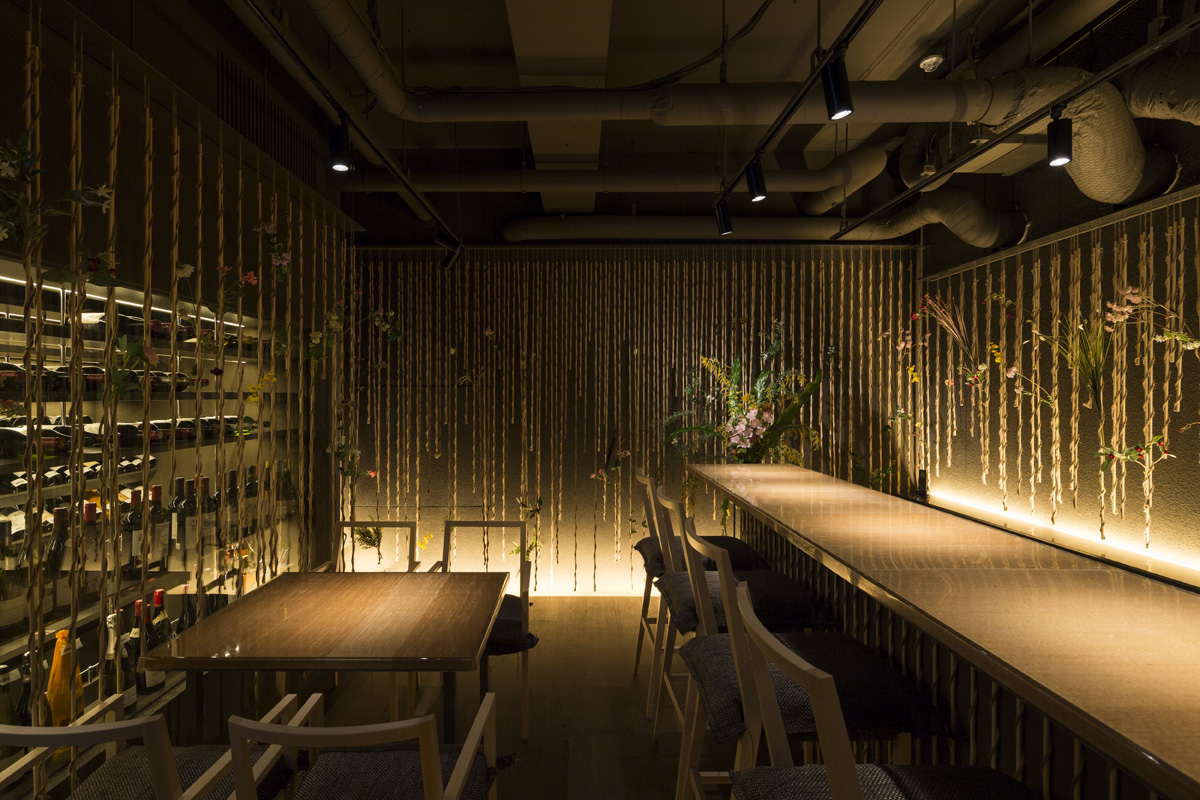 Nacr e architecture kengo kuma and associates - Wendy o brien interior planning design ...