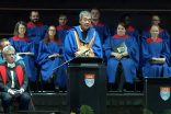 Kengo Kuma has been awarded an honorary degree from Dundee University.