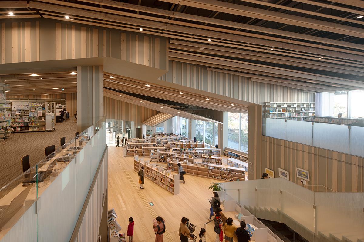 守山 市立 図書館 図書館案内 : 守山図書館 名古屋市図書館ホームページ